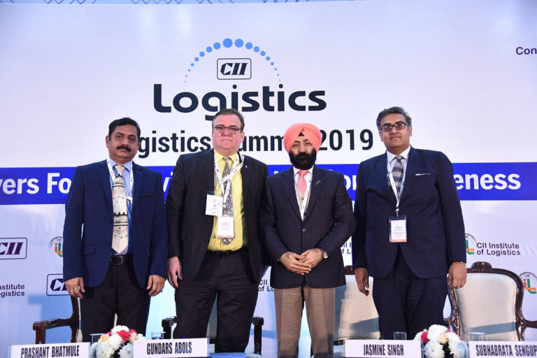 Logistics Summit 2019 – An Asia focused strategy and
